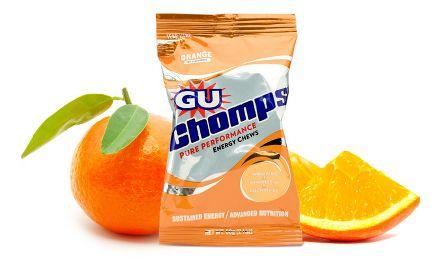 GU Chomps 16 pk Nutrition