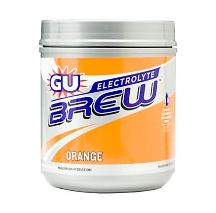 GU Brew Electrolyte Drink 35 svg. Nutrition