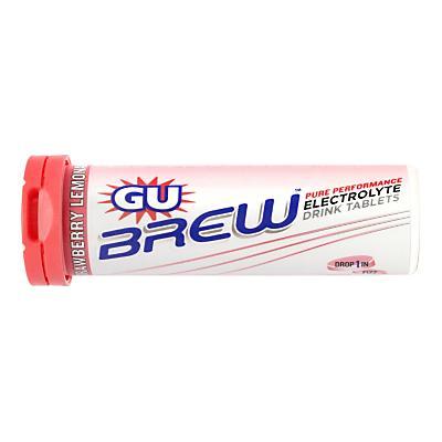 GU Brew Electrolyte Tablet 10 pack Nutrition