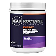 GU Roctane 12 serving Canister Nutrition