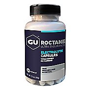 GU Roctane Electrolyte Capsules 125 count Nutrition
