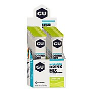 GU Hydration Drink Mix 24 pack Nutrition