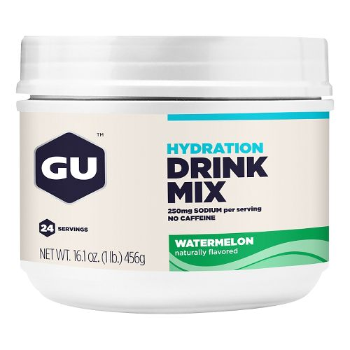 GU Brew Electrolyte Canister Nutrition - null