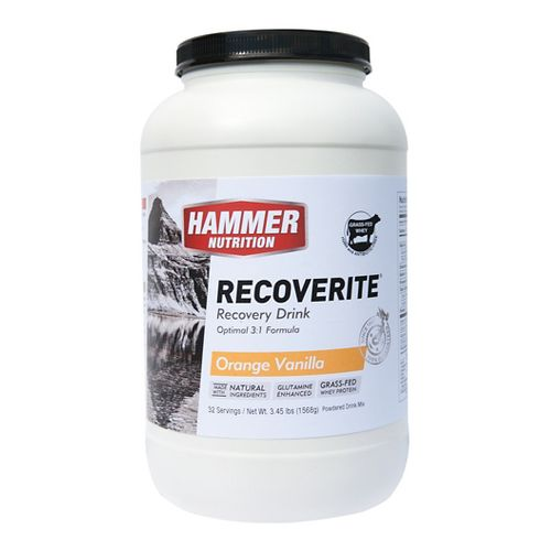 Hammer Nutrition Recoverite 32 servings Nutrition - null