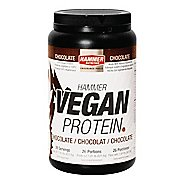Hammer Nutrition Vegan Protein Powder 26 Servings Nutrition
