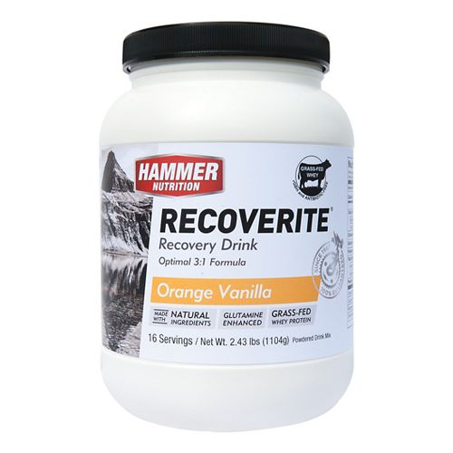 Hammer Nutrition Recoverite 16 Servings Nutrition - null