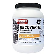 Hammer Nutrition Recoverite 16 Servings Nutrition