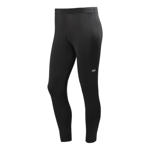 Mens Helly Hansen Trail Fitted Tights - Black XXL