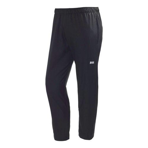 Mens Helly Hansen Active Training Full Length Pants - Black XXL