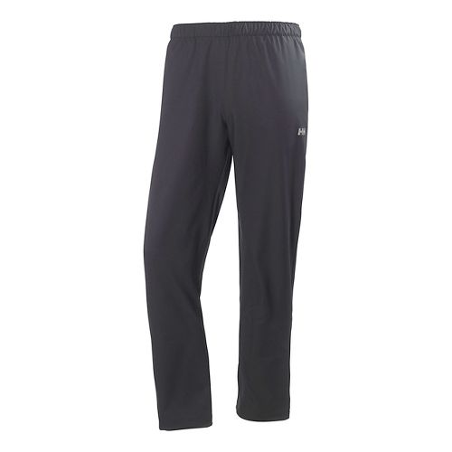 Mens Helly Hansen Active Training Full Length Pants - Ebony M