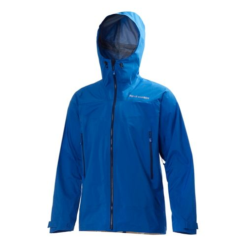 Mens Helly Hansen Odin Guiding Light Outerwear Jackets - Cobalt Blue S