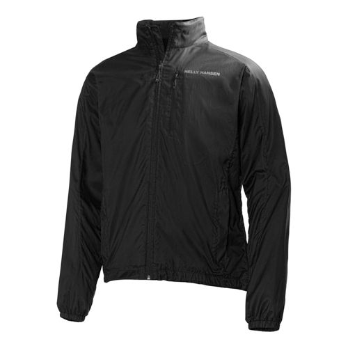 Mens Helly Hansen Odin Foil Outerwear Jackets - Black XXL