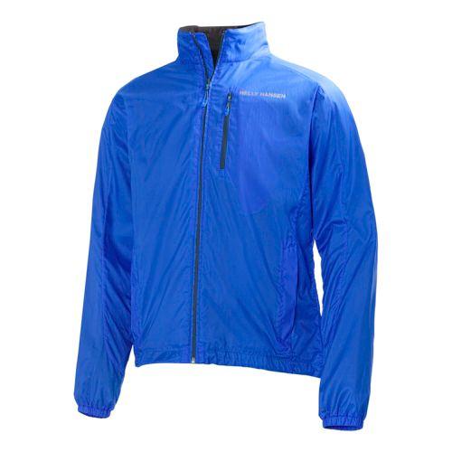 Mens Helly Hansen Odin Foil Outerwear Jackets - Cobalt Blue S