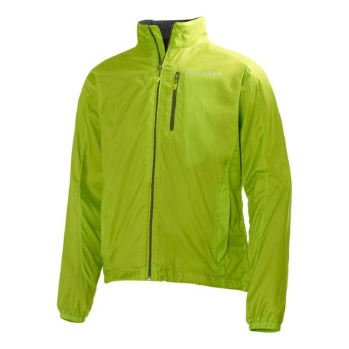 Mens Helly Hansen Odin Foil Outerwear Jackets - Lime S