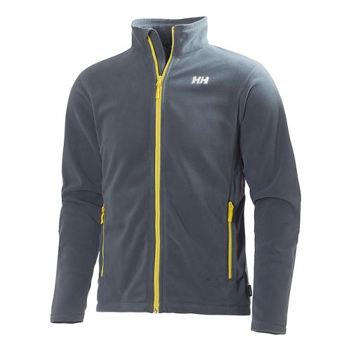 Mens Helly Hansen Mount Prostretch Outerwear Jackets - Arctic Grey XS