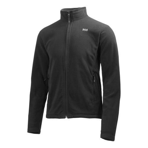 Mens Helly Hansen Mount Prostretch Outerwear Jackets - Black L