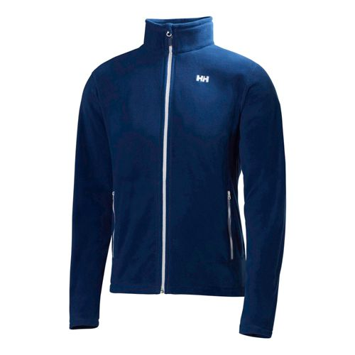 Mens Helly Hansen Mount Prostretch Outerwear Jackets - Night Blue M