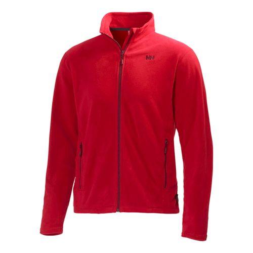 Mens Helly Hansen Mount Prostretch Outerwear Jackets - Red XXL