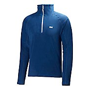Mens Helly Hansen Mount Prostretch 1/2 Zip Long Sleeve Technical Tops