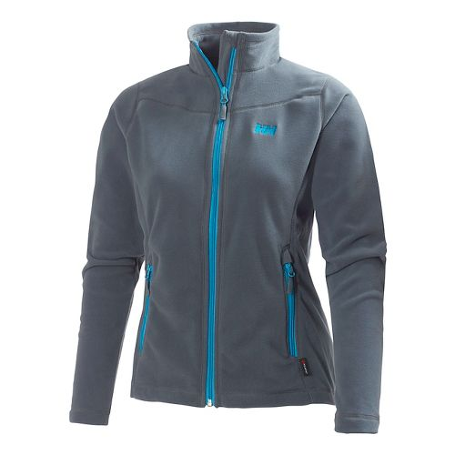 Womens Helly Hansen Mount Prostretch Outerwear Jackets - Arctic Grey S