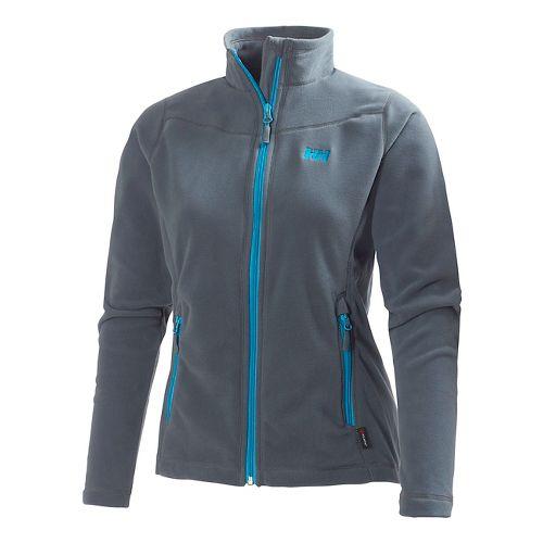 Womens Helly Hansen Mount Prostretch Outerwear Jackets - Arctic Grey XXL