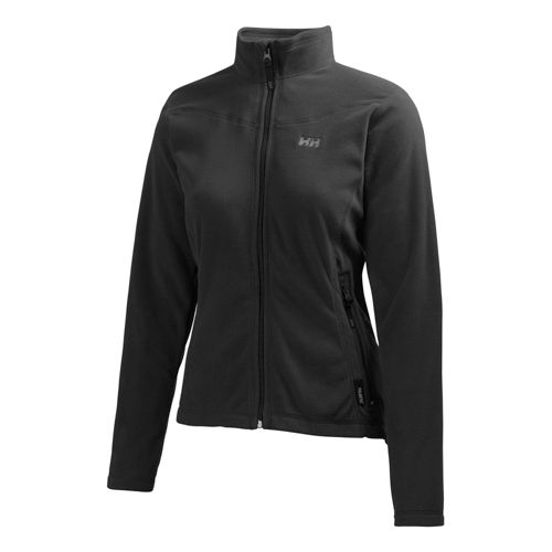 Womens Helly Hansen Mount Prostretch Outerwear Jackets - Ebony S