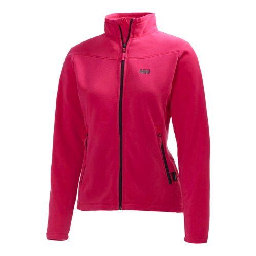Womens Helly Hansen Mount Prostretch Outerwear Jackets - Magenta L