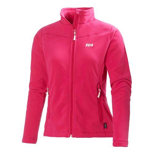 Womens Helly Hansen Mount Prostretch Outerwear Jackets - Magenta/Magenta S