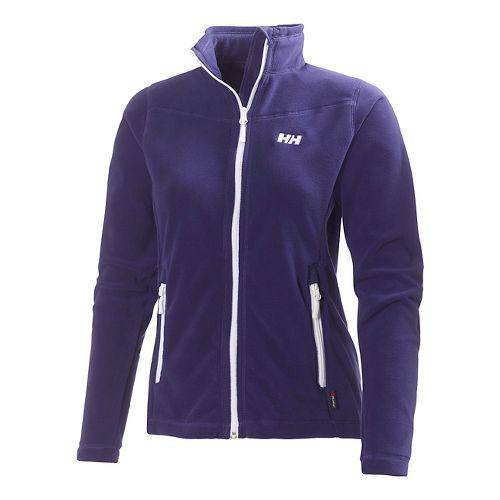 Womens Helly Hansen Mount Prostretch Outerwear Jackets - Nordic Purple M