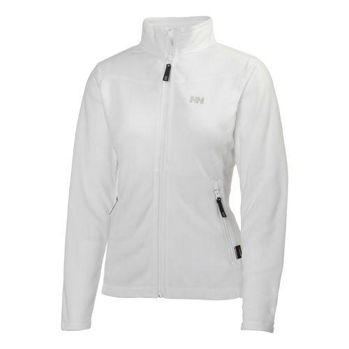 Womens Helly Hansen Mount Prostretch Outerwear Jackets - White L