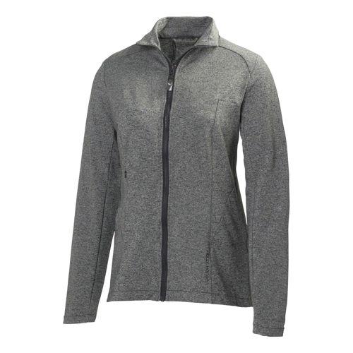 Womens Helly Hansen Odin Lite Outerwear Jackets - Ebony L