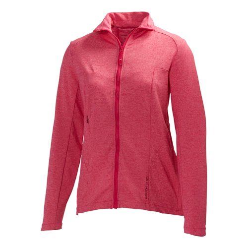 Womens Helly Hansen Odin Lite Outerwear Jackets - Magenta S