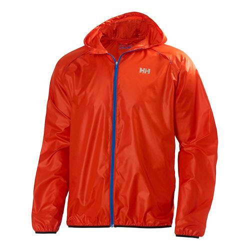Mens Helly Hansen Feather Outerwear Jackets - Sunrise XXL