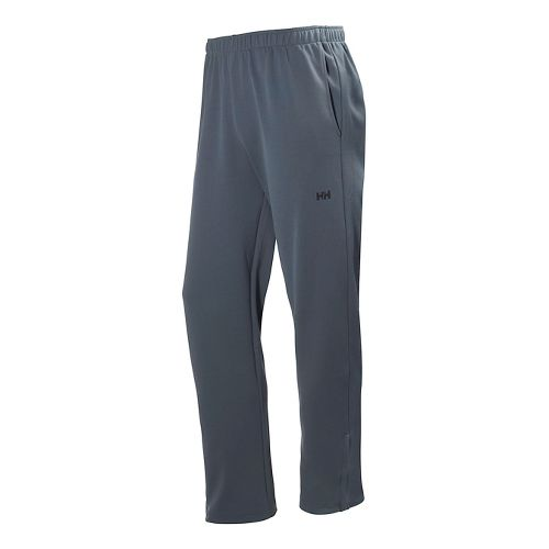 Mens Helly Hansen Active Warm Up Full Length Pants - Arctic Grey XXL