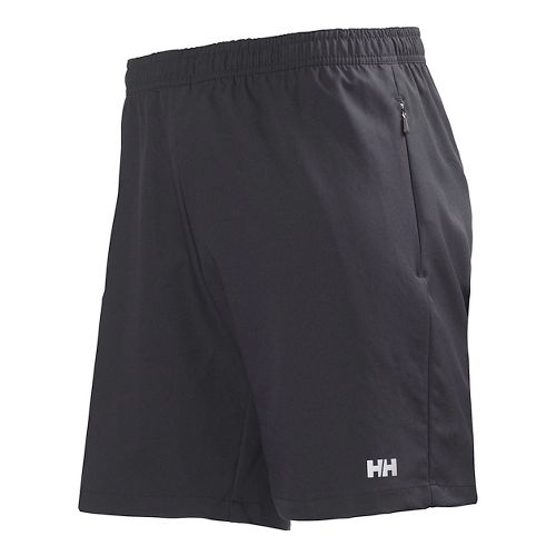 Mens Helly Hansen Pace Utility 9 Unlined Shorts - Black M