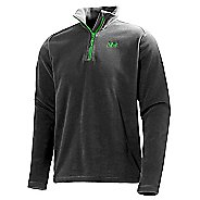 Mens Helly Hansen Daybreaker 1/2 Zip Fleece Long Sleeve Technical Tops