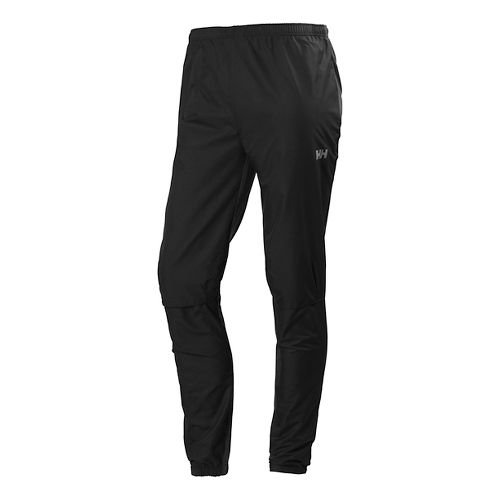 Mens Helly Hansen Winter Active Full Length Pants - Black XL