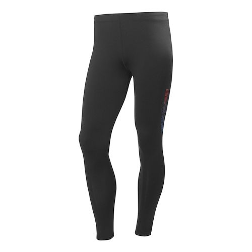 Mens Helly Hansen Pace 3 Fitted Tights - Blue M