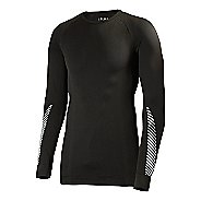 Mens Helly Hansen HH Dry Elite Long Sleeve No Zip Technical Tops