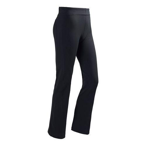 Womens Helly Hansen Pace Stretch Full Length Pants - Black XL