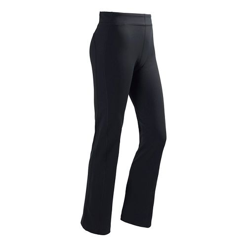 Womens Helly Hansen Pace Stretch Full Length Pants - Black XS