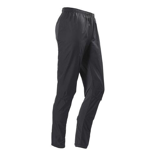 Womens Helly Hansen Winter Active Full Length Pants - Black XL