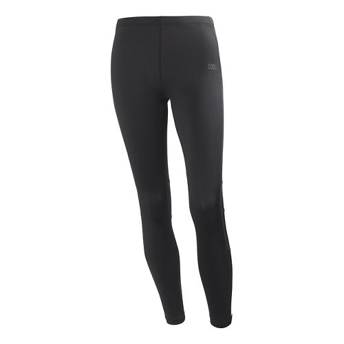 Womens Helly Hansen VTR Core Fitted Tights - Charcoal S