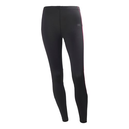 Womens Helly Hansen VTR Core Fitted Tights - Magenta L