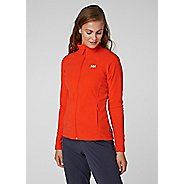 Womens Helly Hansen Daybreaker Fleece Running Jackets