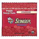 Honey Stinger Organic Energy Chews 12 pack Nutrition