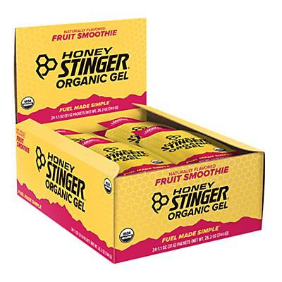Honey Stinger Organic Energy Gel 24 pack Nutrition