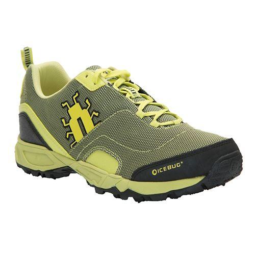 Mens Icebug Ardor OLX Running Shoe - Poison 10