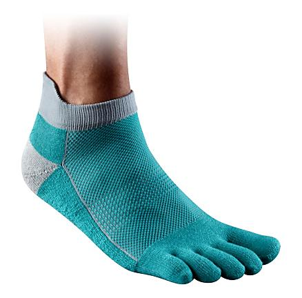 Injinji Footwear Performance Midweight No Show Socks