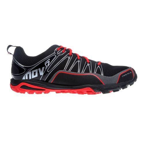 Inov-8 TrailRoc 255 Trail Running Shoe - Black/Red 6.5